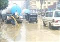 إزالة الأمطار بالغربية