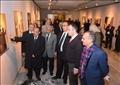 افتتاح معرض النيل أنشودة مكان