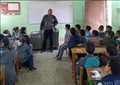 توعية طلاب المدارس بفيروس كورونا
