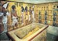 مقبرة توت عنخ آمون في وادي الملوك