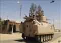 العمليات العسكرية في سيناء
