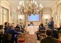 وزير السياحة يجتمع برئيس نقابة منظمي الرحلات الفرنسية بباريس