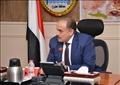 اللواء أشرف إبراهيم سكرتير عام محافظة مطروح