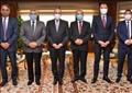 وزير الطيران المدني يلتقي مدير عام المنظمة العربية للطيران