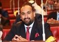النائب محمد الرشيدي عضو مجلس الشيوخ والقيادي بحزب الشعب الجمهوري