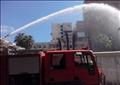 السيطرة على حريق في شقة سكنية