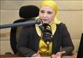 مساعد وزيرة التضامن الاجتماعى للحماية الاجتماعية نيفين قباج