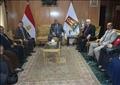 اللجنة الدينية بمجلس النواب ولقاء مع محافظ الوادى الجديد