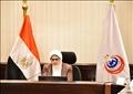 الدكتورة هالة زايد وزيرة الصحة والسكان - ارشيفية