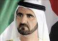 محمد بن راشد آل مكتوم نائب رئيس دولة الامارات