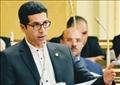 النائب البرلماني هيثم الحريري