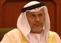 وزير دولة الإمارات العربية المتحدة للشؤون الخارجية، الدكتور أنور قرقاش