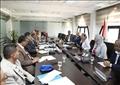 اجتماع وزيرة البيئة مع محافظ القاهرة
