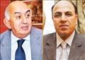 المستشار عادل السعيد النائب العام المساعد - المستشار عادل الشوربجى النائب الثانى لرئيس محكمة النقض