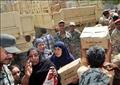 القوات المسلحة في شهر رمضان
