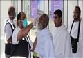 توافد الحجاج المصريين على العيادات بمكة و المدينة