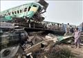 حادث قطار بباكستان