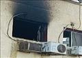 اشتعال النيران في مكتب رئيس مدينة دكرنس بالدقهلية