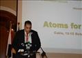 إباء الحصري مدرس الكيمياء الصيدلية بهيئة الطاقة الذرية