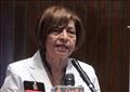 هدى بدران، رئيس الاتحاد النسائى العربى