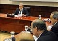 مجلس الوزراء في اجتماعه، الأربعاء، برئاسة المهندس إبراهيم محلب رئيس المجلس