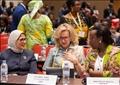 وزيرة الصحة تشارك في المؤتمر الدولى
