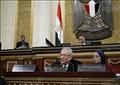 بهاء أبو شقة_ رئيس لجنة الشؤون التشريعية