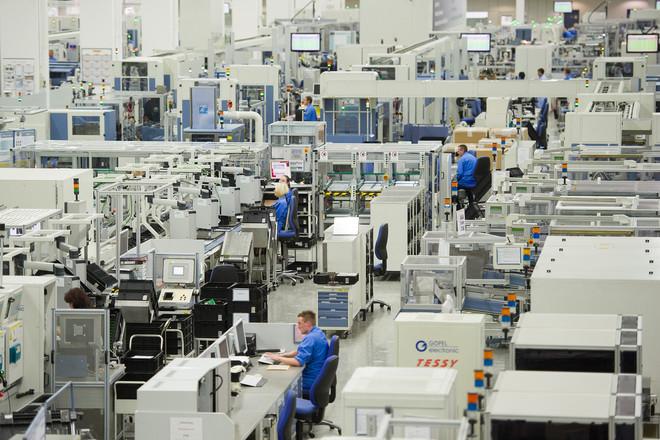 ارتفاع الطلب على الآلات في اليابان خلال أبريل الماضي