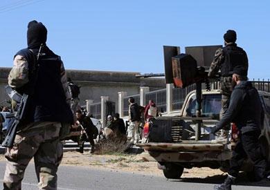 الجماعات المسلحة في ليبيا