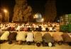 صلاة التراويح من المسجد الأقصى- أرشيفية