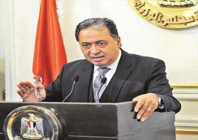 وزير الصحة: كارت صحي لمواطني سيناء لتلقي الخدمة الصحية بمستشفى الإسماعيلية العام مجانا