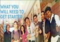 طلاب من كل الجنسيات في جامعة كيب برويتون
