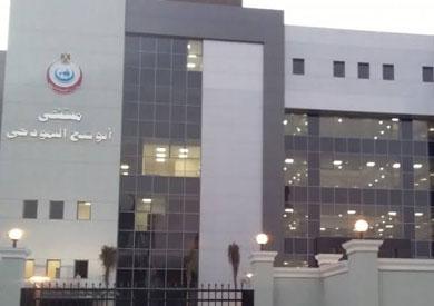 40 طبيبا وممرضا يبدؤون مواجهة كورونا بمستشفى أبوتيج النموذجي للعزل ...