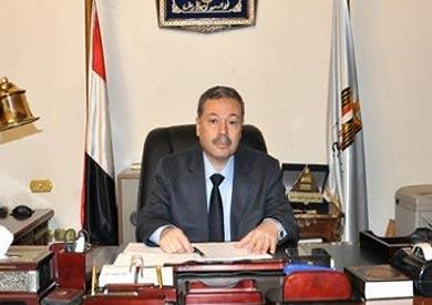 الدكتور محب الرافعي وزير التربية والتعليم