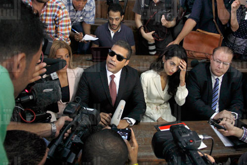 """الدكتور إبراهيم نايل: قرار المحكمة في القضية المعروفة إعلاميًا بـ«خلية الماريوت» سليم 100%"""""""