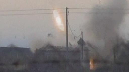 الدمار الذي لحق بقطاع غزة من جراء العدواني الإسرائيلي – أرشيفية