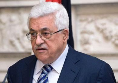 للرئيس الفلسطينى محمود عباس