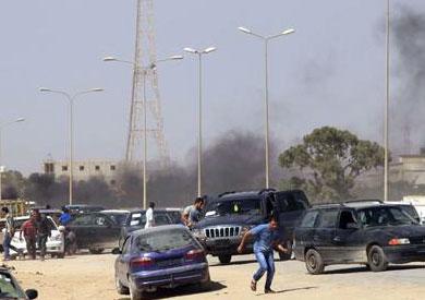 اشتباكات في بنغازي - ارشيفية