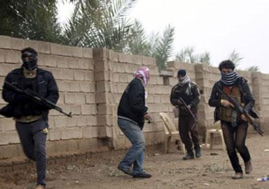 اشتباكات فى العراق -ارشيفية
