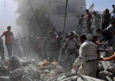 قصف الجيش السوري لريف إدلب