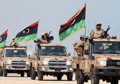 الجيش الليبي - أرشيفية