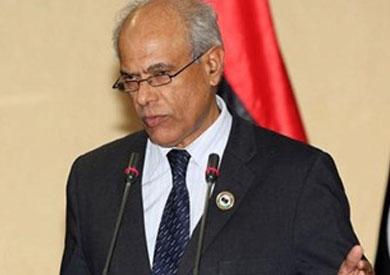 وزير العدل الليبي صلاح الميرغني