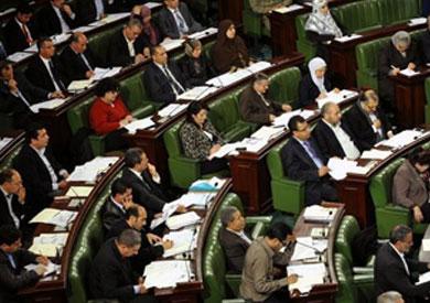 جلسة المجلس التأسيسي التونسي - أرشيفية