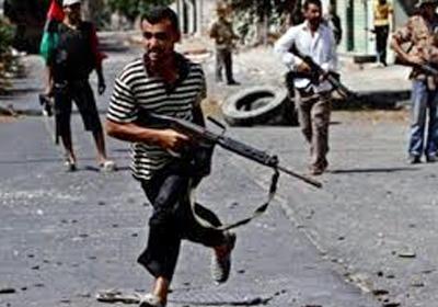 إطلاق نار في ليبيا ـ أرشيفية