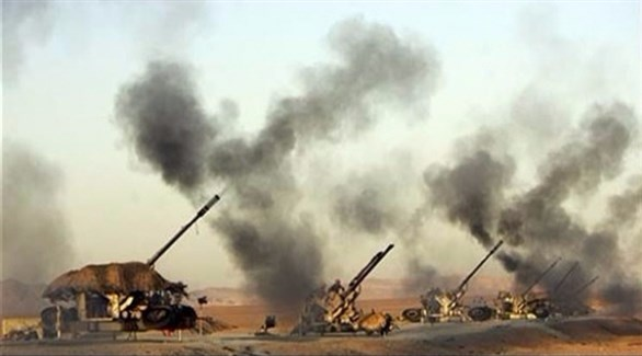 مصدر حكومي: المدفعية الإيرانية تقصف مناطق كردية شمال العراق
