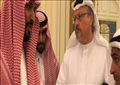 من لقاء سابق جمع بين الأمير محمد بن سلمان والصحفي جمال خاشقجي