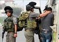 الاحتلال الإسرائيلي يعتقل ستة فلسطينيين من الضفة الغربية