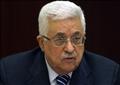 الرئيس الفلسطيني - محمود عباس