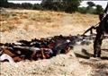 أفراد داعش ينظمون إعداما جماعيا- أرشيفي