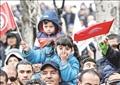اتساع نطاق الاحتجاجات التونسية فى الذكرى السادسة لثورة «الياسمين»